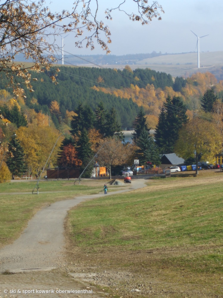 Unterwegs in Oberwiesenthal (c) Ski und Sport Jana Kowarik Oberwiesenthal