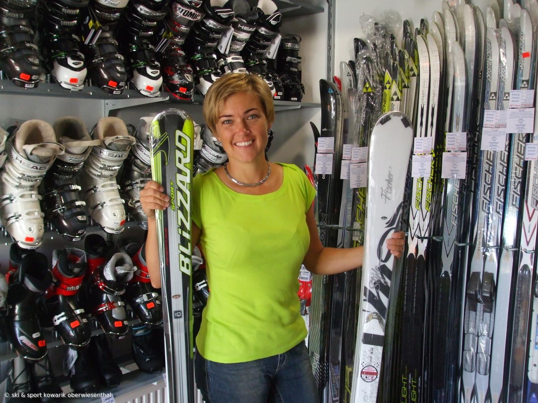 Die Skisaison kann beginnen! (c) Ski und Sport Jana Kowarik Oberwiesenthal