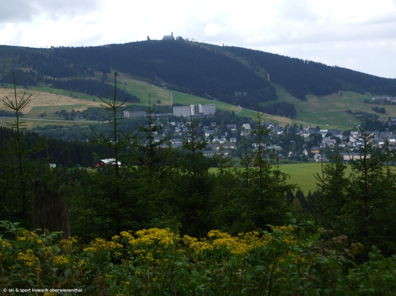 Oberwiesenthal im August (c) Ski und Sport Jana Kowarik Oberwiesenthal