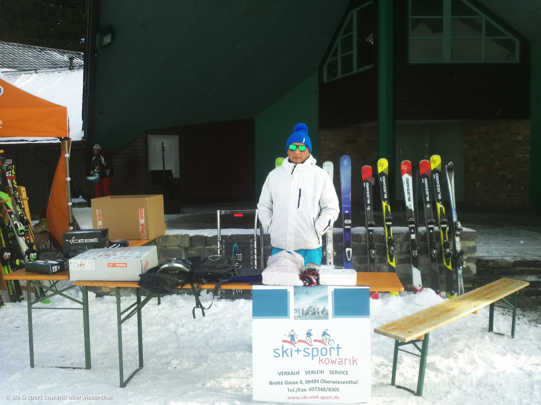 SKI OPENING AM FICHTELBERG (c) Ski und Sport Jana Kowarik Oberwiesenthal