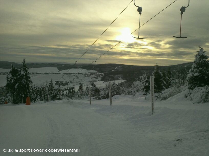 4. Tag Skibetrieb in der Saison 2015/16 (c) Ski und Sport Jana Kowarik Oberwiesenthal