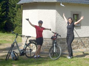 EBike Tour Oberwiesenthal