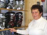 Gudrun Kowarik - Skiverleih Oberwiesenthal