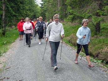 Nordic Walking Oberwiesenthal