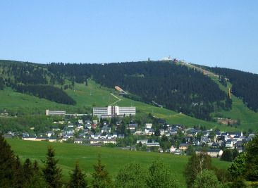 Sommer in Oberwiesenthal