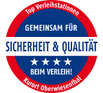 Skiverleih Oberwiesenthal Guetesiegel